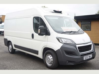 Peugeot Boxer Temperature Controlled 2.2 HDi 335 L2 H2 Fridge Van MWB