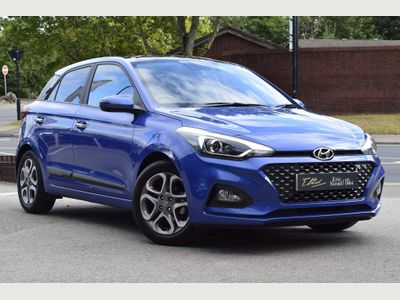 Hyundai i20 Hatchback 1.2 Premium SE Nav (s/s) 5dr