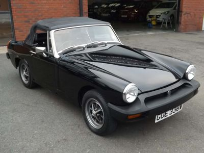 MG Midget Convertible 1.5 2dr