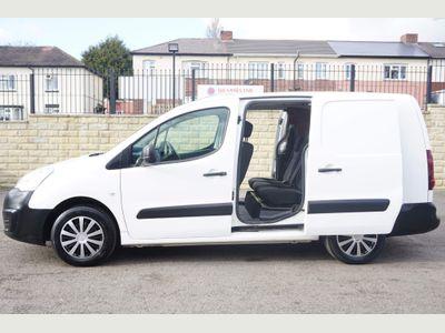 Peugeot Partner Other 1.6 BlueHDi (Eu6) S L2 744 Crew Van 6dr
