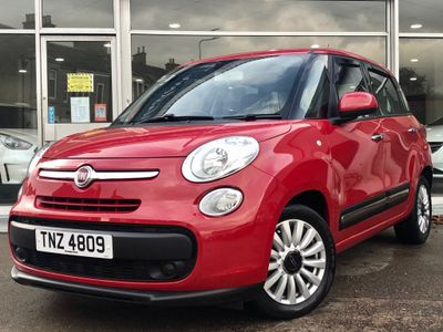Fiat 500L MPV 1.3 TD MultiJet Pop Star Dualogic 5dr