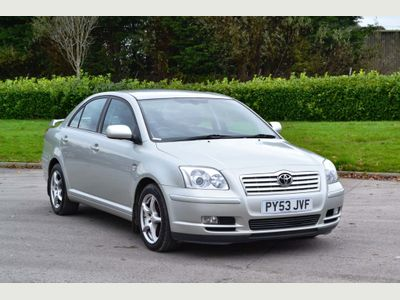 Toyota Avensis Saloon 2.0 D-CAT T3-X 4dr