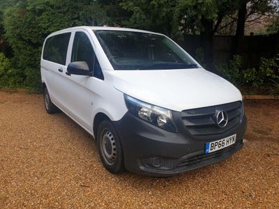 Mercedes-Benz Vito Other 1.6 CDi 109 L1 PRO Tourer FWD 5dr