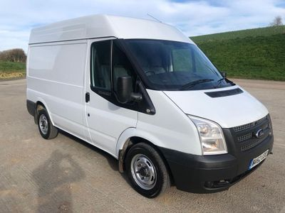 Ford Transit Other 2.2 TDCi 260 Medium Roof Van Double Cab-in-Van S 3dr (SWB)