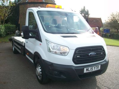 Ford Transit Chassis Cab 2.2 TDCi 350 L5H1 RWD 2dr