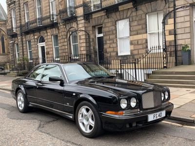 Bentley Continental Coupe 6.8 Le Mans Series 2dr