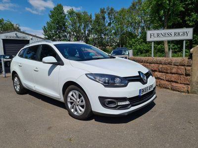 Renault Megane Estate 1.5 dCi Expression + Sport Tourer (s/s) 5dr