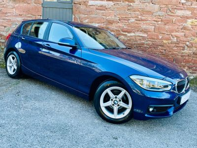 BMW 1 Series Hatchback 1.5 118i SE Business Sports Hatch (s/s) 5dr