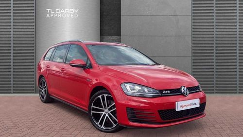 Volkswagen Golf MK7 Facelift 2.0 TDI GTD BlueLine DSG Est