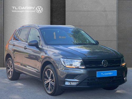 Volkswagen Tiguan 2.0 TDI 150PS SE Nav 4Motion DSG