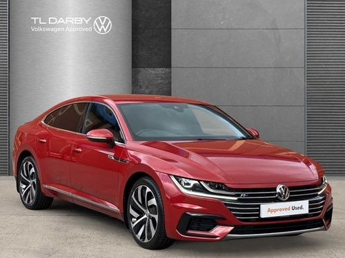 Volkswagen Arteon 2.0 TDI R-Line SCR 150PS DSG