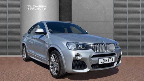 BMW X4 3.0 30d M Sport Auto xDrive (s/s) 5dr