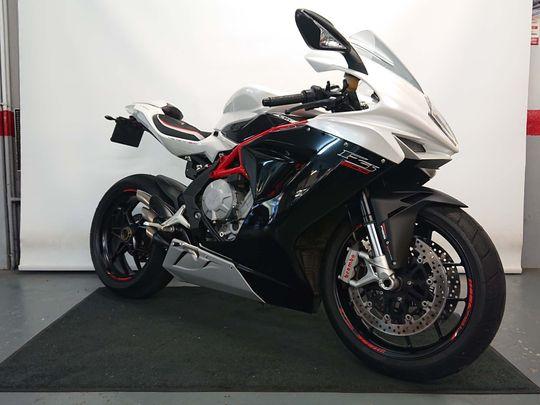 MV Agusta F4 bikes for sale on Auto Trader UK