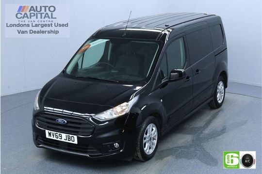 Used 2019 Ford Transit Connect Vans For Sale