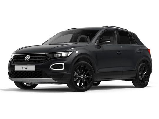 new used volkswagen t roc cars for