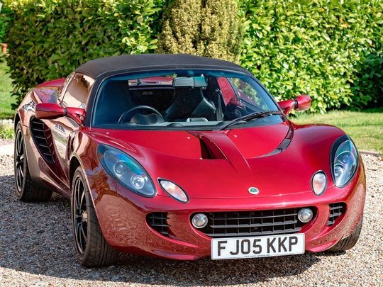 New & Used Lotus Elise Cars For Sale