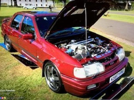 Ford Sierra Rs Used Cars For Sale On Auto Trader Uk