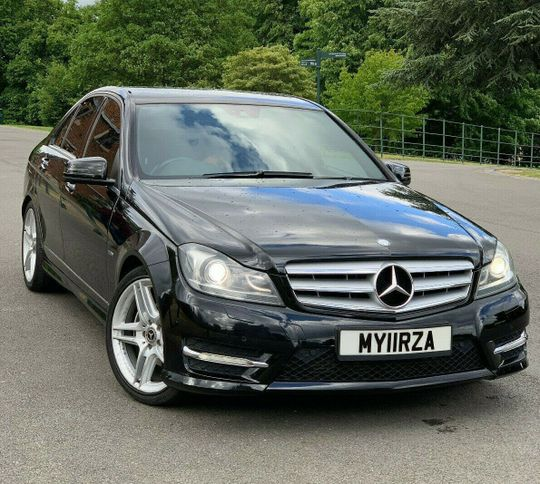 Mercedes-Benz C Class Used Cars For Sale In Tamworth On