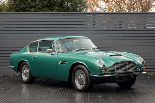 Aston Martin Db6 Classic Cars For Sale Autotrader Uk
