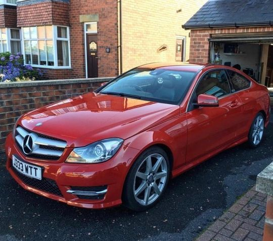 Red Mercedes-Benz C Class Used Cars For Sale On Auto Trader UK