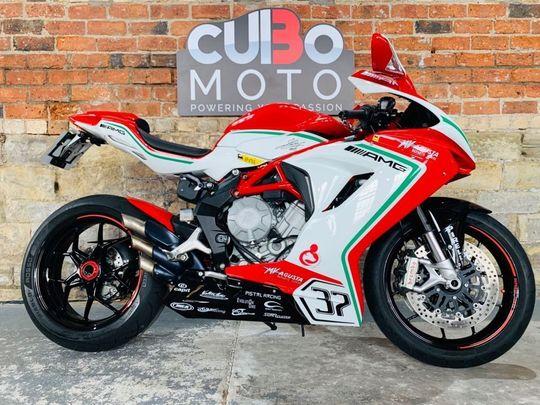 MV Agusta Stradale bikes for sale on Auto Trader UK
