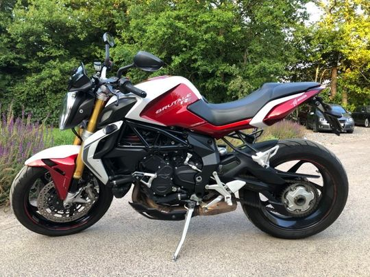 MV Agusta F3 bikes for sale on Auto Trader UK
