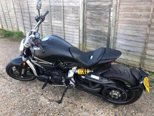 Ducati Xdiavel Bikes For Sale On Auto Trader UK