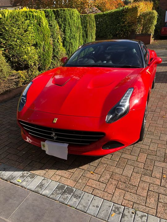 Ferrari California used cars for sale in Newcastle-under ...