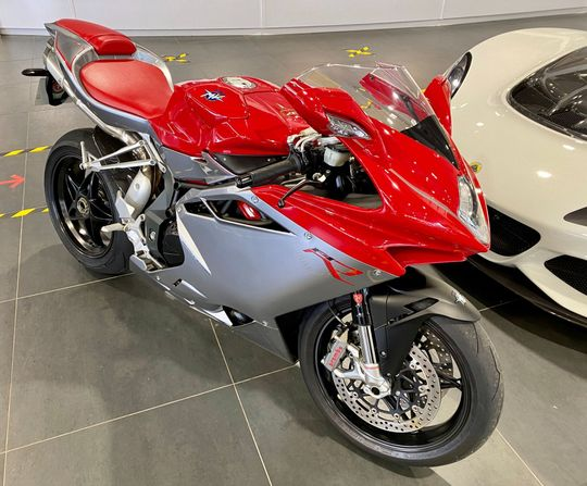 MV Agusta bikes for sale on Auto Trader UK