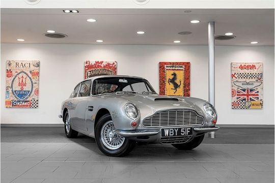 Manual Aston Martin Saloon Classic Cars For Sale Autotrader Uk