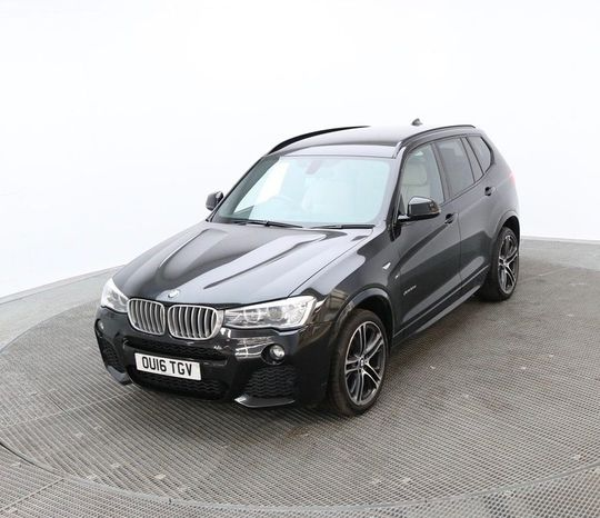 BMW X3 M Sport Used Cars For Sale On Auto Trader UK