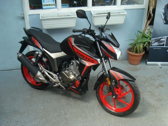 New Zontes ZT 125 U ZT125-U 2020 (20) Motorcycle For Sale