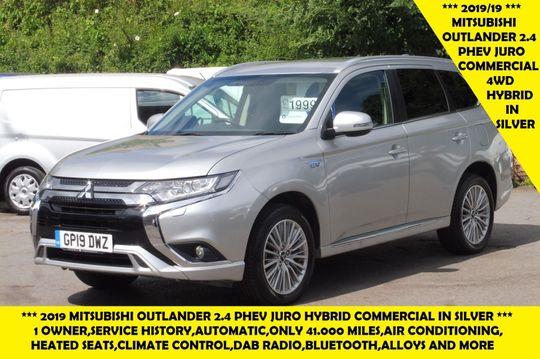 Privatleasing Mitsubishi Phev