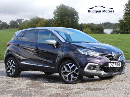 Renault Captur Signature S Nav Used Cars For Sale On Auto Trader Uk