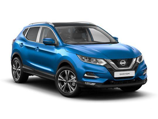 Blue Nissan Qashqai used cars for sale | AutoTrader UK