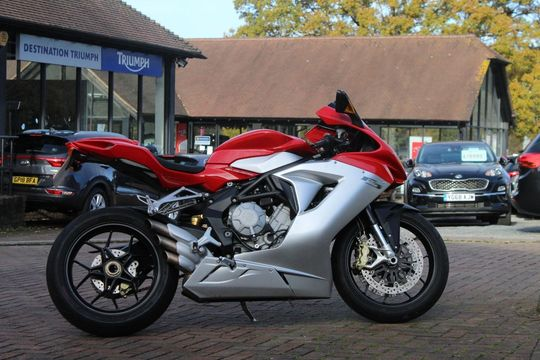 MV Agusta Turismo bikes for sale on Auto Trader UK