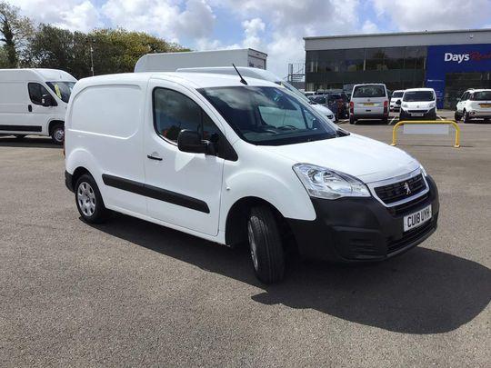 https www autotrader co uk vans used vans peugeot partner