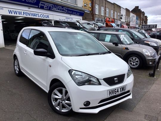 Seat Mii Sport Used Cars For Sale On Auto Trader Uk