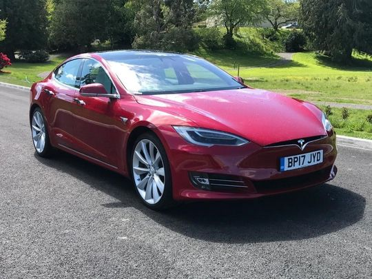 Tesla used cars for sale in Northern Ireland on Auto Trader UK