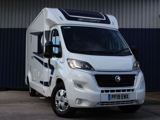 Used Swift Escape 695 Motorhomes For Sale
