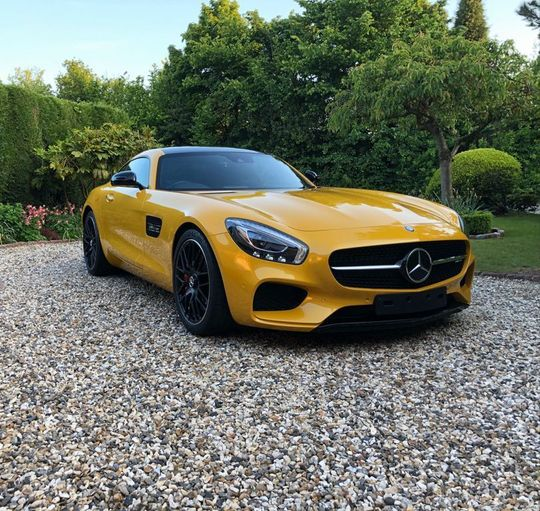 Mercedes-Benz Amg Gt S Used Cars For Sale On Auto Trader UK