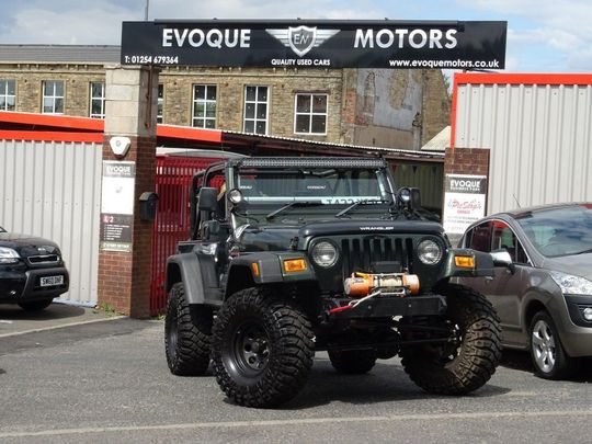 Jeep Convertible Used Cars For Sale On Auto Trader UK