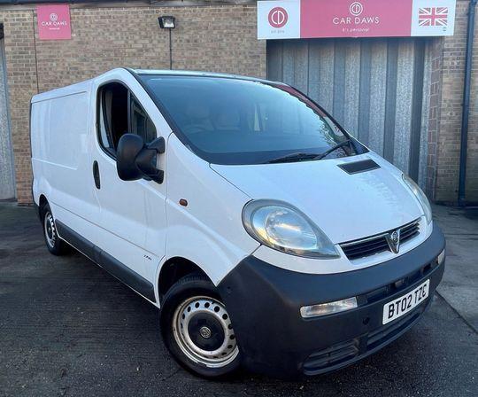 Used Vans for sale in Taunton | AutoTrader Vans