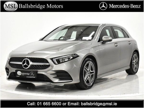 Mercedes-Benz A-Class A 200 AMG Line | Massive Savings (Was €44,046 / Now €41,403) (2020 (202))