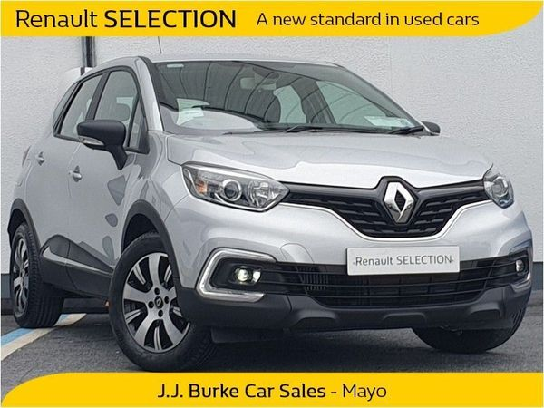 Renault Captur PLAY TCe 90bhp MY18 *Low Kms* (2019 (191))