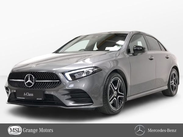 Mercedes-Benz A-Class ***Deposit Taken*** A180 Saloon AMG Line Auto Night Package (2021 (211))