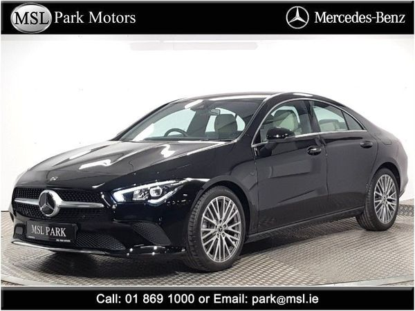 Mercedes-Benz CLA-Class 180d Progressive - €3,677 worth of extras - Brand new and available for immediate delivery at MSL Park Mercedes-Benz (2021 (212))