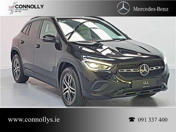 Mercedes-Benz GLA-Class GLA 180d (2021 (211))