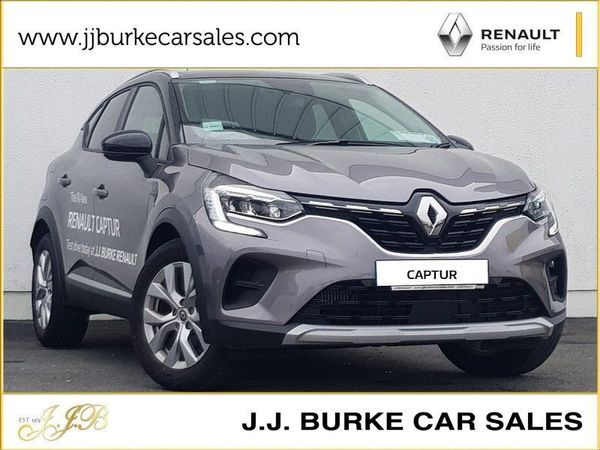 Renault Captur ICONIC TCe 100bhp MY19 *Order Yours Today* (2020 (201))