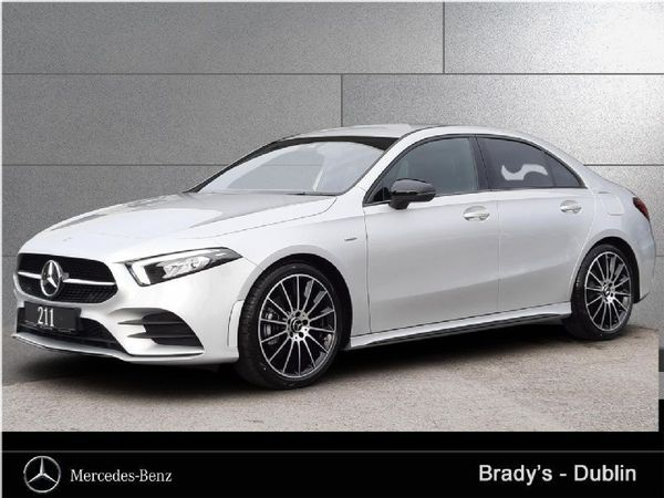 Mercedes-Benz A-Class 200d--Limited Edition--AMG SPORT--Ready for Immediate Delivery (2021 (211))